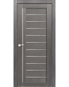Միջսենյակային դուռ Satinat Dub EDISON GREY