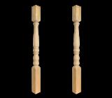 Փայտե ձող СТ2−80