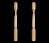 Փայտե սյուն БТ1−50